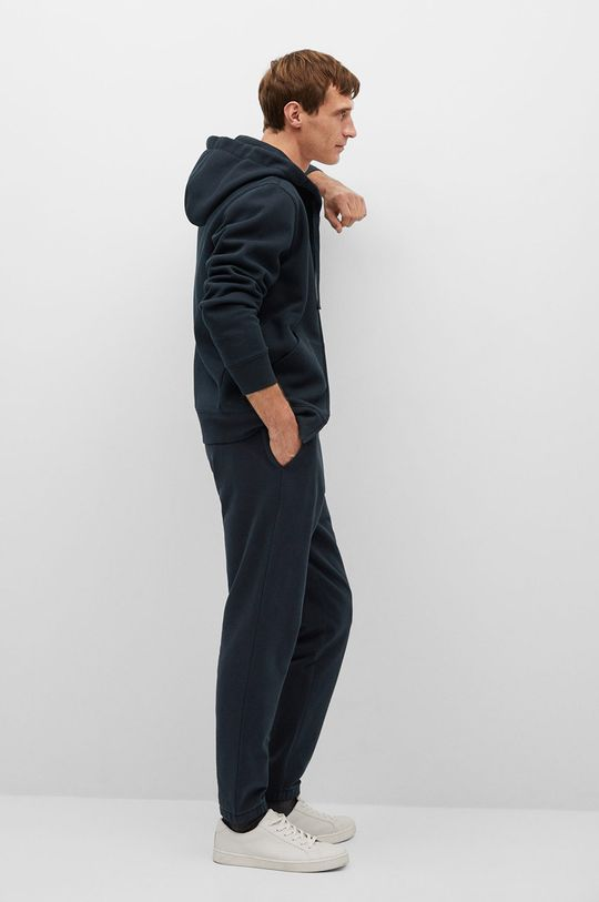 Mango Man - Pantaloni COHEN bleumarin