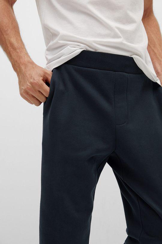 bleumarin Mango Man - Pantaloni COHEN