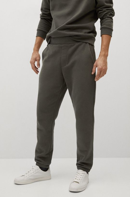 maro auriu Mango Man - Pantaloni COHEN De bărbați