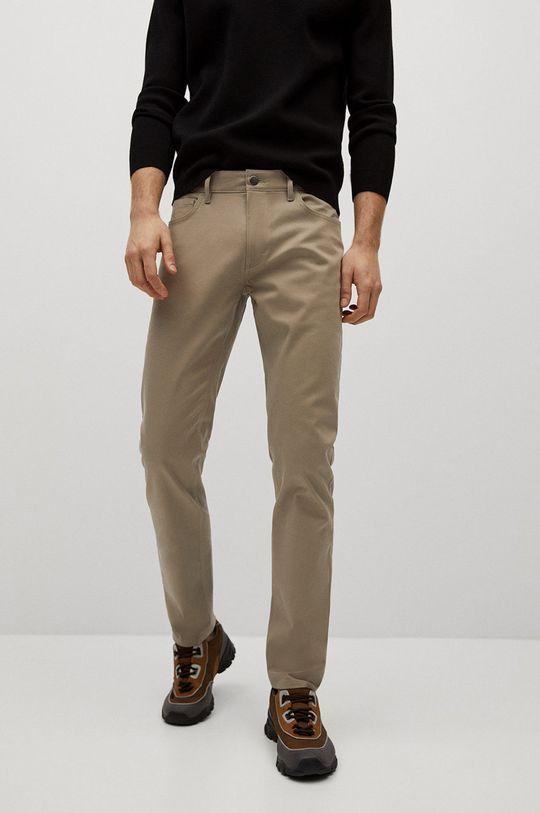 culoarea tenului Mango Man - Pantaloni PISA De bărbați