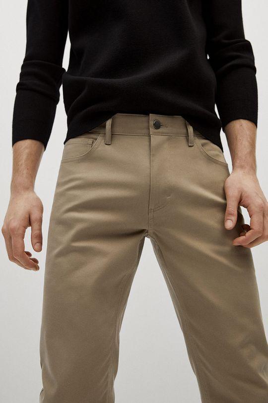 culoarea tenului Mango Man - Pantaloni PISA