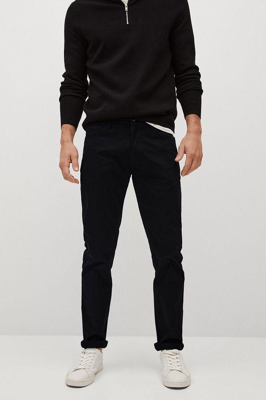 černá Mango Man - Kalhoty PISA Pánský