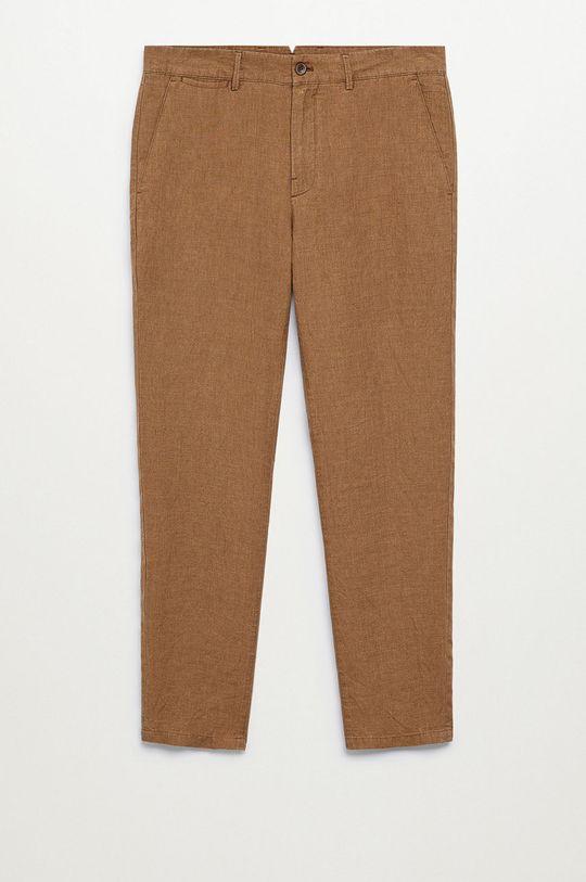 Mango Man - Spodnie OYSTER
