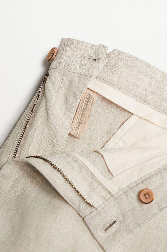 Mango Man - Kalhoty OYSTER