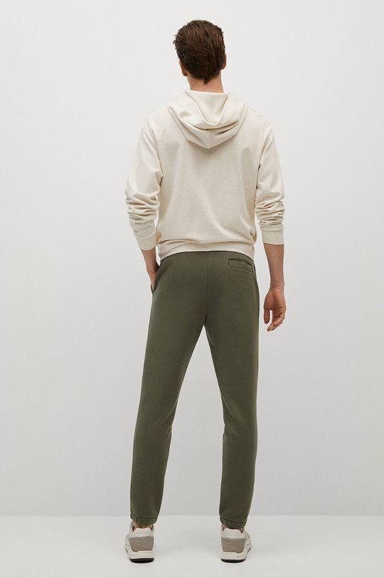 Mango Man - Spodnie Fait 65 % Bawełna, 35 % Poliester