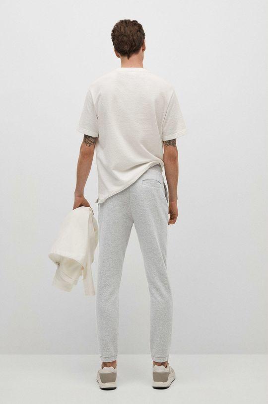 Mango Man - Spodnie Fait-I 65 % Bawełna, 35 % Poliester