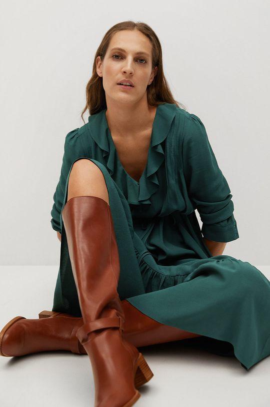 verde Mango - Rochie NOIR