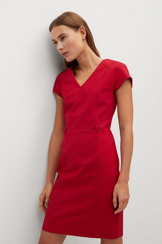 červená Mango - Šaty COFI7-N