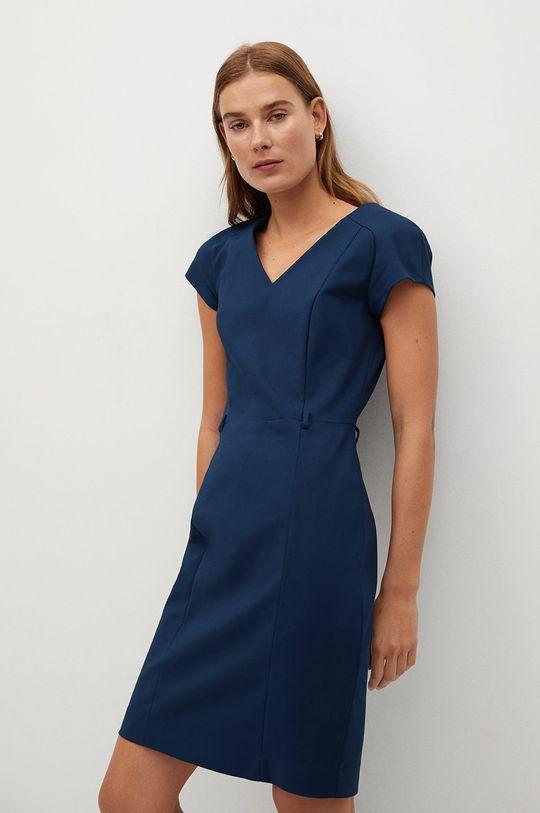 námořnická modř Mango - Šaty COFI7-N Dámský