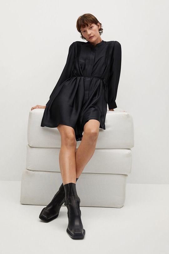 negru Mango - Rochie ALBANI