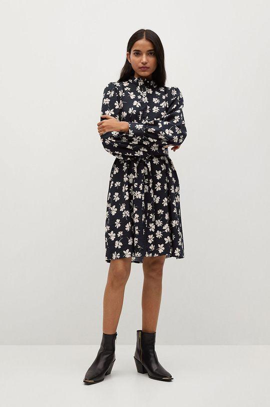 Mango - Sukienka Noela pszeniczny