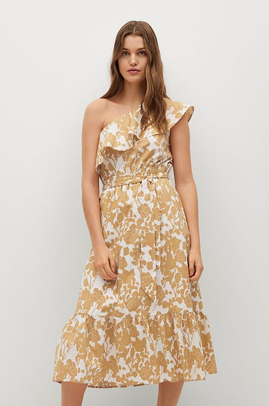 tělová Mango - Šaty GLORIA-L Dámský