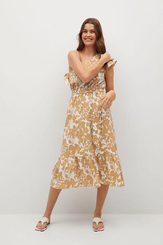 Mango - Šaty GLORIA-L tělová