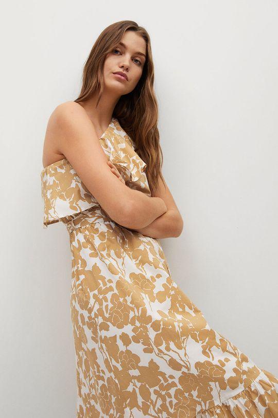 tělová Mango - Šaty GLORIA-L