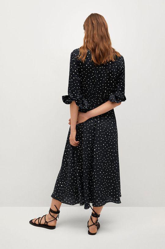 Mango - Šaty STAR  100% Polyester