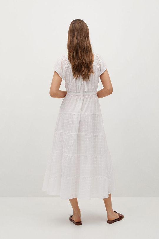 Mango - Sukienka LOLAZ biały