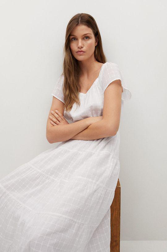 Mango - Sukienka LOLAZ Podszewka: 100 % Bawełna, Materiał zasadniczy: 100 % Bawełna