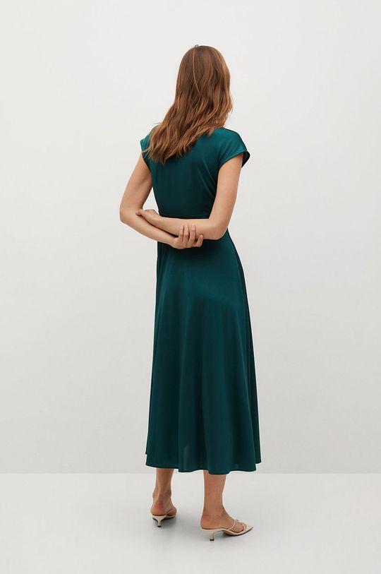 Mango - Šaty Juliet  8% Elastan, 92% Polyester