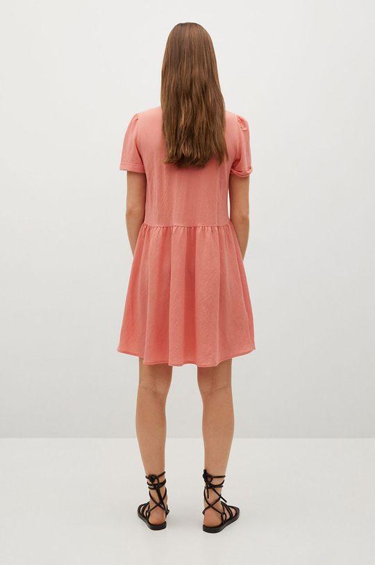 Mango - Sukienka Thalia8 47 % Poliamid, 53 % Wiskoza