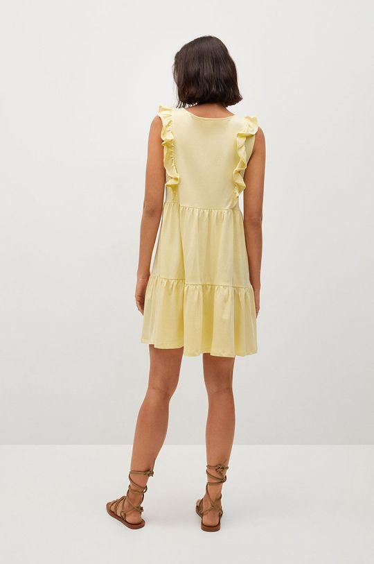 Mango - Šaty CARILE  100% Organická bavlna