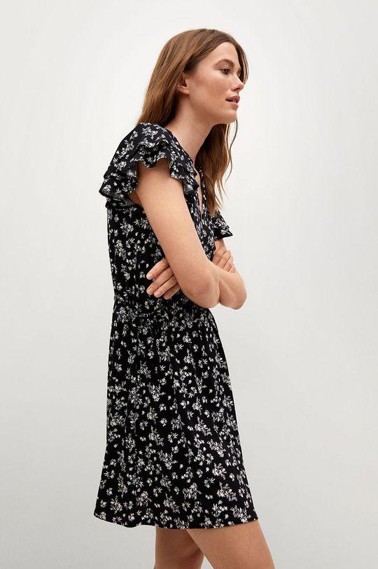 czarny Mango - Sukienka Gala8
