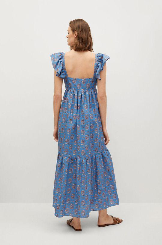 Mango - Sukienka Sunny niebieski