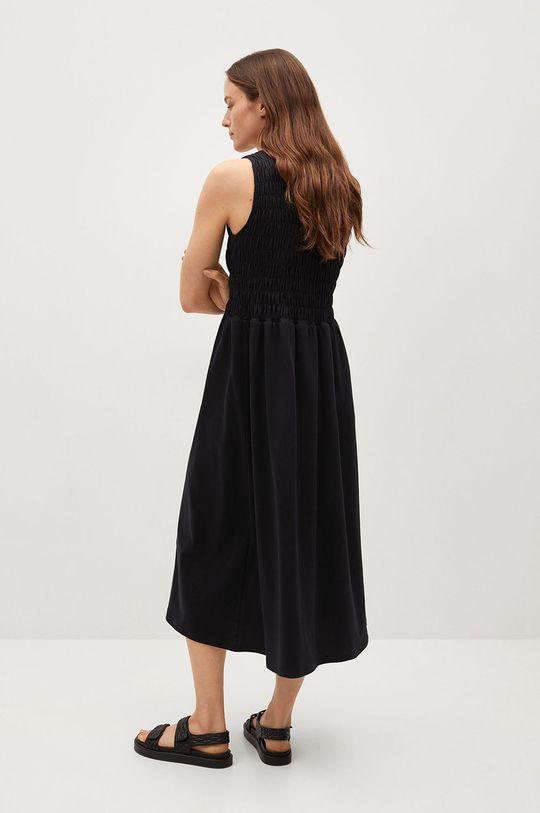 Mango - Sukienka SANDI 100 % Bawełna