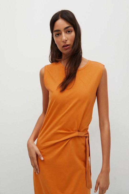 pomarańczowy Mango - Sukienka Ferti