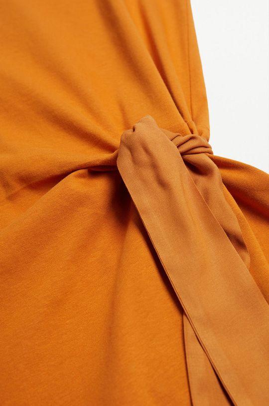 Mango - Sukienka Ferti