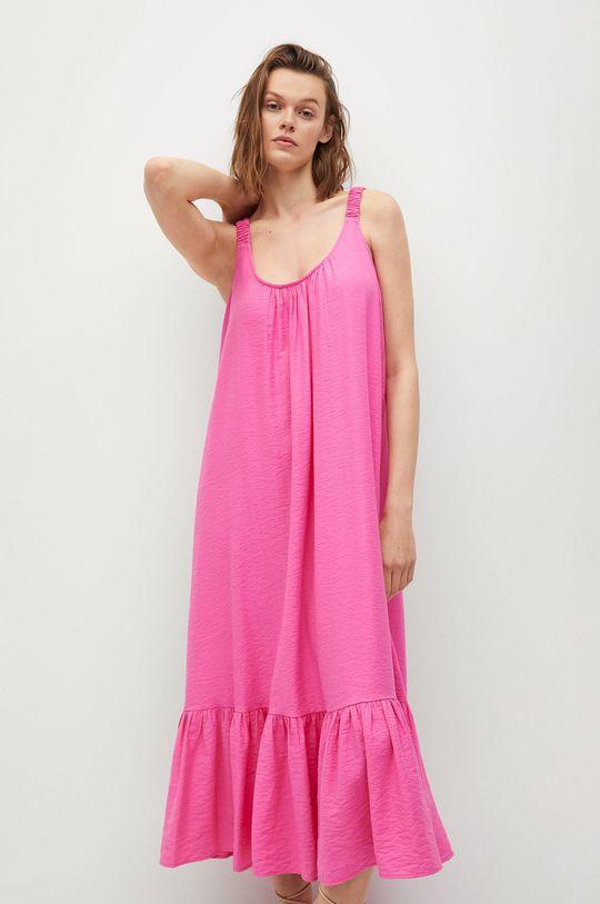 ružová Mango - Šaty MAREA Dámsky