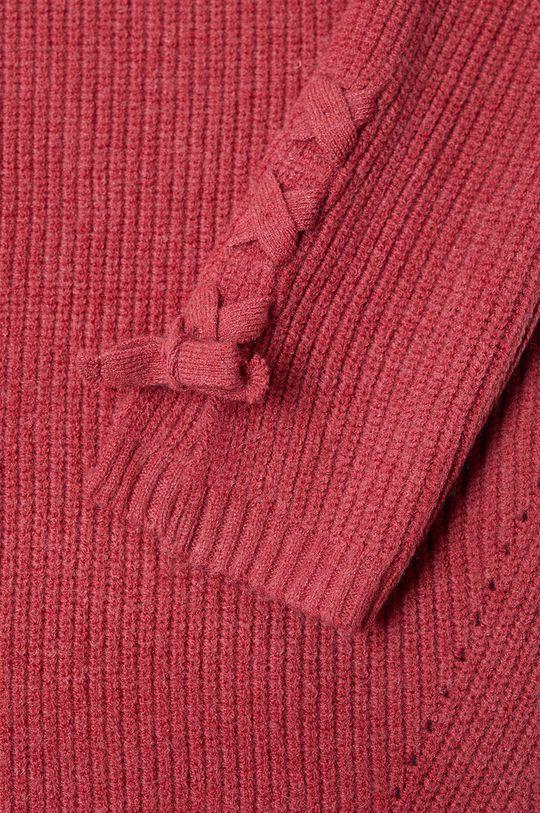 Mango Kids – Šaty LOUISE červená