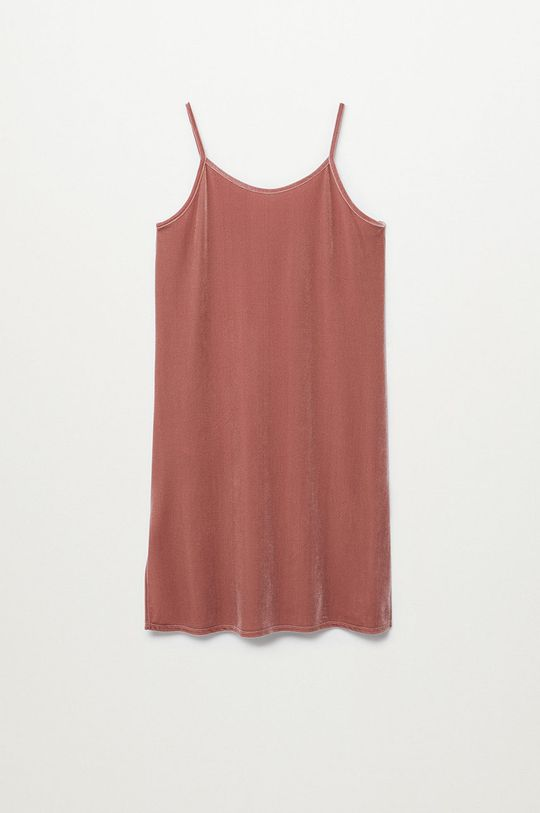 ružová Mango Kids - Dievčenské šaty MILANO Dievčenský