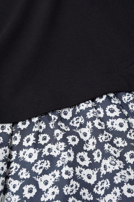 Mango Kids - Dievčenské šaty ALEX  1. látka: 80% Bavlna, 20% Polyester 2. látka: 100% Bavlna