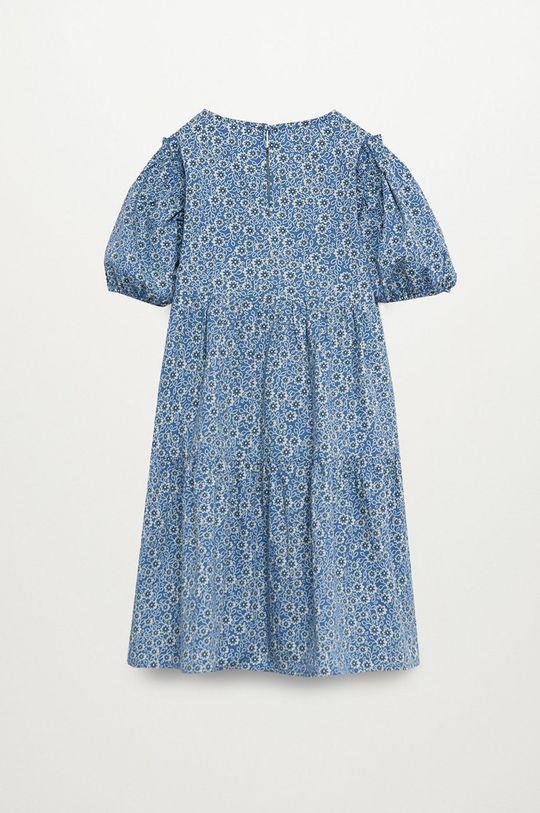 Mango Kids - Sukienka dziecięca VIVIAN 100 % Bawełna