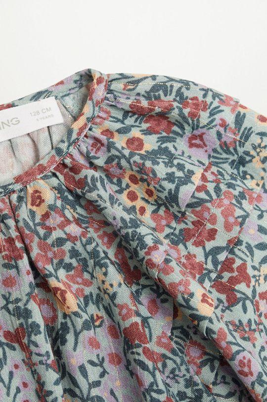 Mango Kids - Dívčí šaty TILDA  100% Viskóza