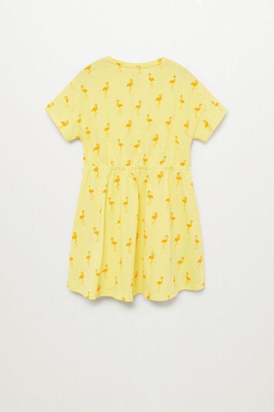 Mango Kids - Dievčenské šaty VANESA-H  100% Organická bavlna