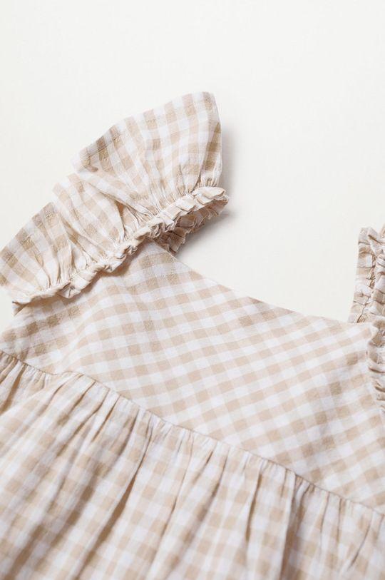 Mango Kids - Sukienka dziecięca Ani 80-110 cm