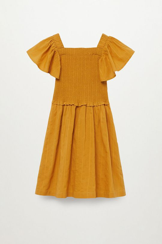 Mango Kids - Dievčenské šaty Natalie 110-164 cm