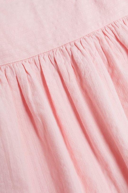 pastelowy różowy Mango Kids - Sukienka dziecięca Vega 80-110 cm