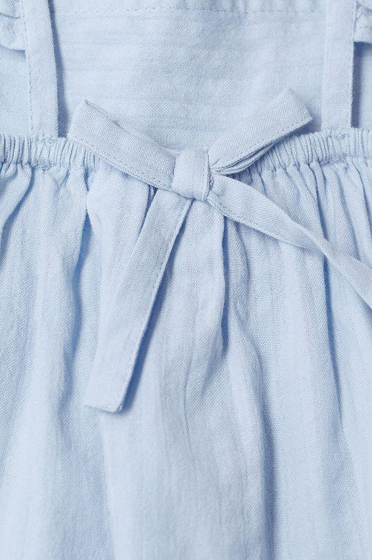 modrá Mango Kids - Dievčenské šaty Vega 80-110 cm