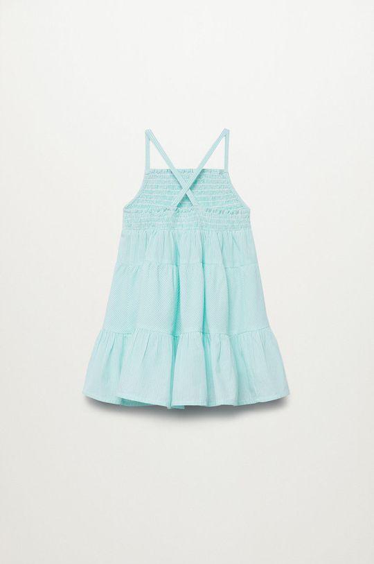 Mango Kids - Sukienka dziecięca Porto 80-110 cm 100 % Bawełna