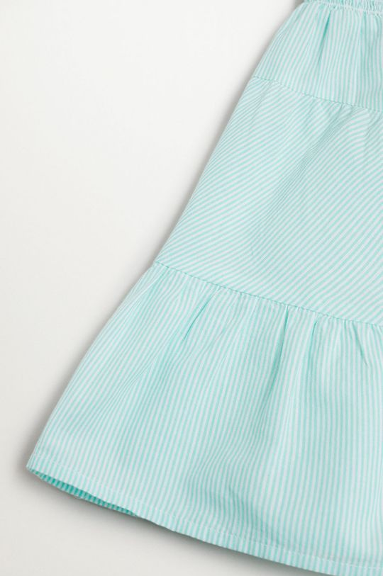 biały Mango Kids - Sukienka dziecięca Porto 80-110 cm