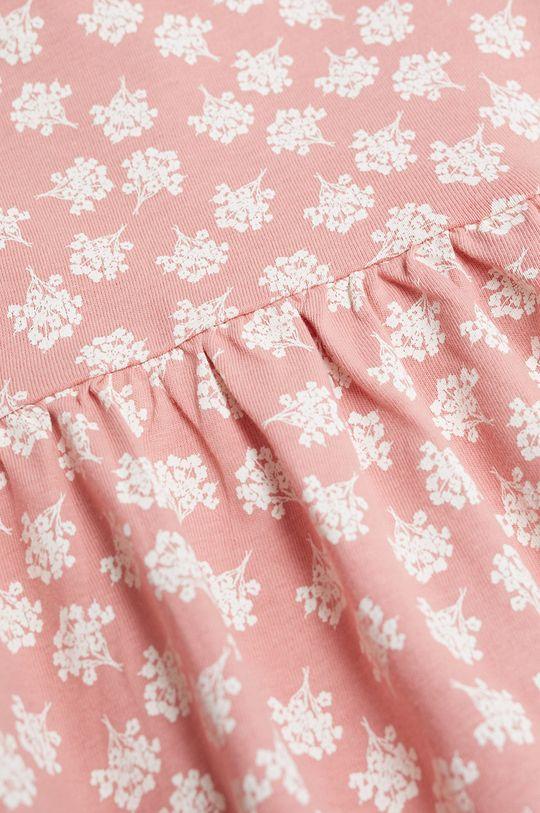 Mango Kids - Dievčenské šaty VICKY  100% Bavlna