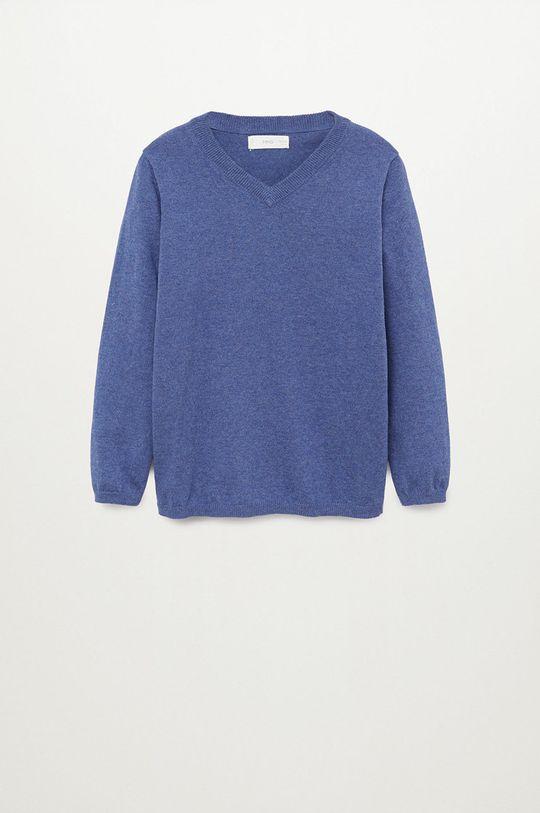 niebieski Mango Kids - Sweter dziecięcy TENPICO Chłopięcy