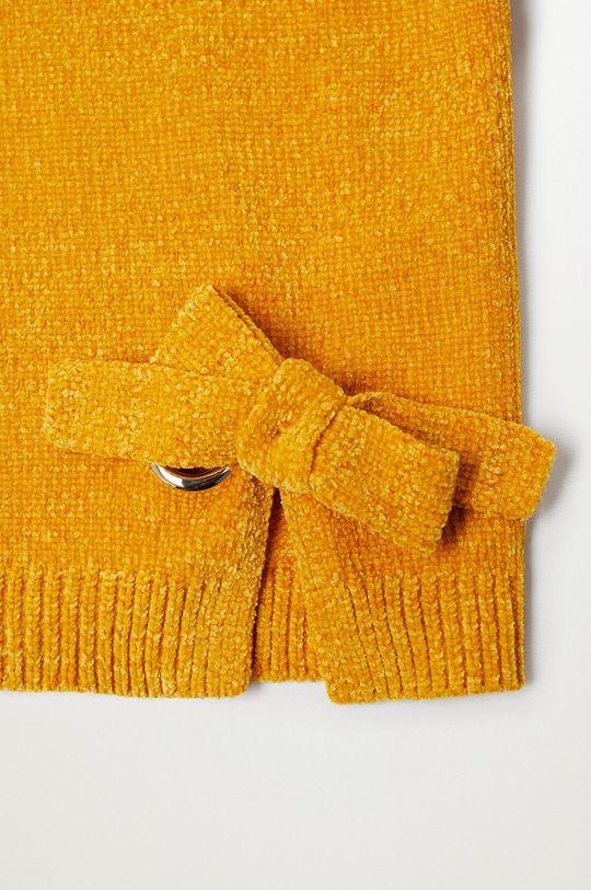 Mango Kids - Detský sveter FILIPA  8% Polyamid, 92% Polyester