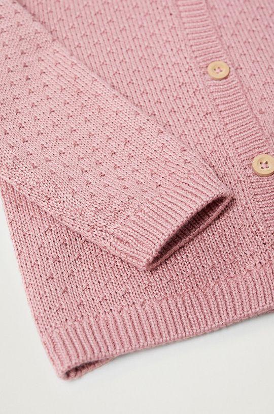 Mango Kids - Detský sveter ISABEL  70% Akryl, 30% Polyester