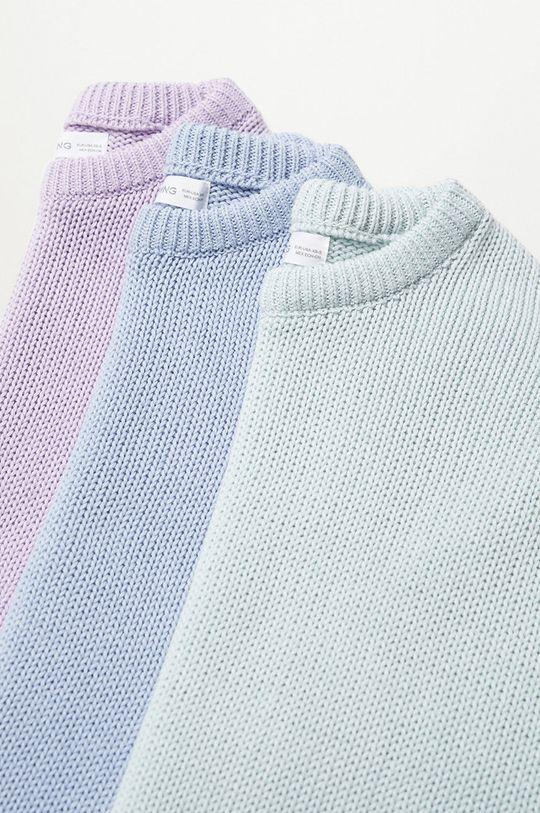 Mango Kids - Sweter dziecięcy KODI 100 % Bawełna