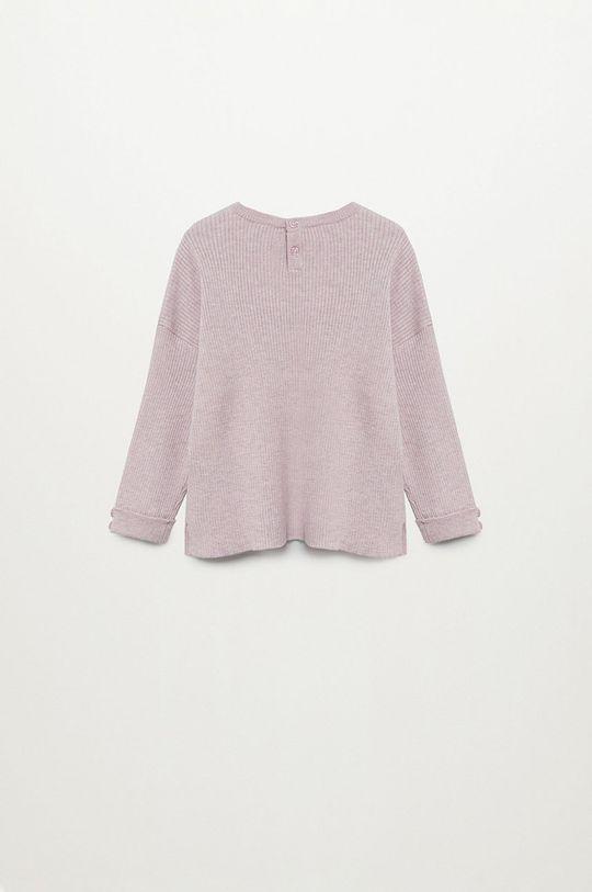 Mango Kids - Sweter dziecięcy Paolab 86-116 cm Dziewczęcy