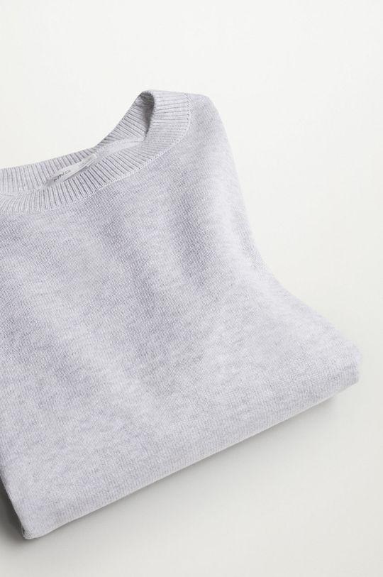 Mango Kids - Sweter dziecięcy MEG 100 % Bawełna