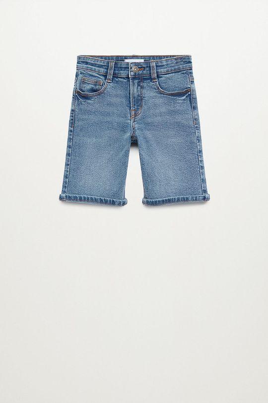 albastru Mango Kids - Pantaloni scurti copii JOHNC-H De băieți